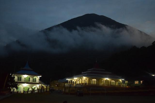 Desa Diatas Awan Tidore
