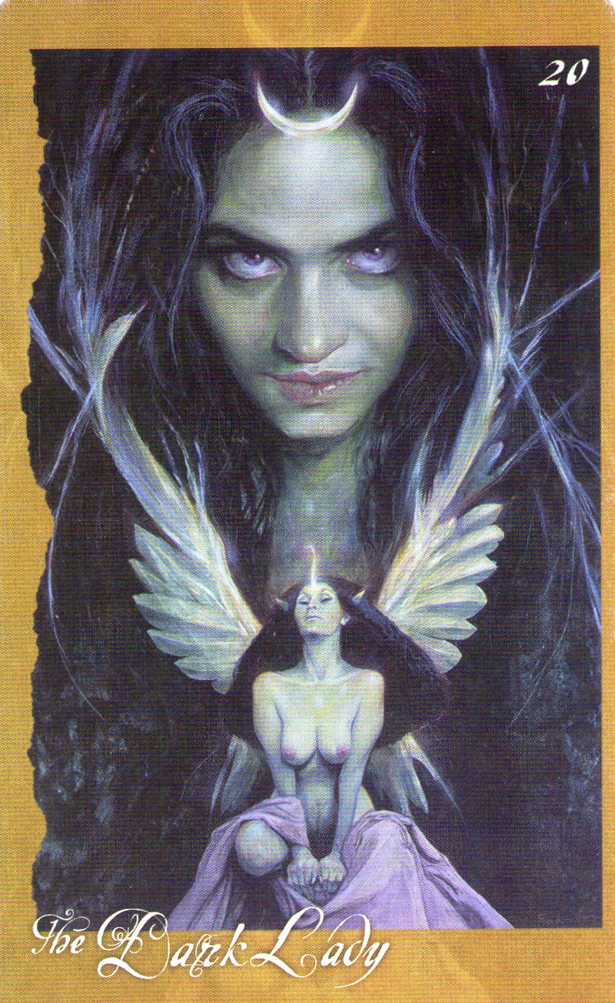 The Country Witch's Cottage: Faeries Oracle |Faery Oracle