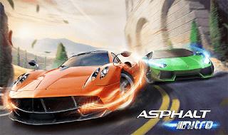 ألعاب للأندرويد بوكس Asphalt Nitro