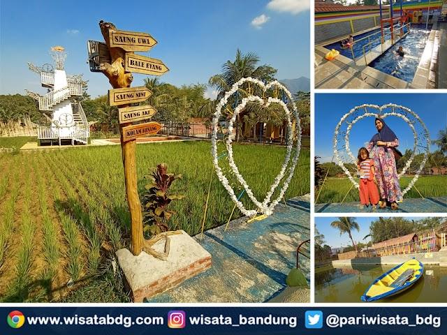 Simpay Kimfa, Destinasi Wisata Instagramable Terbaru di Ciapus Banjaran