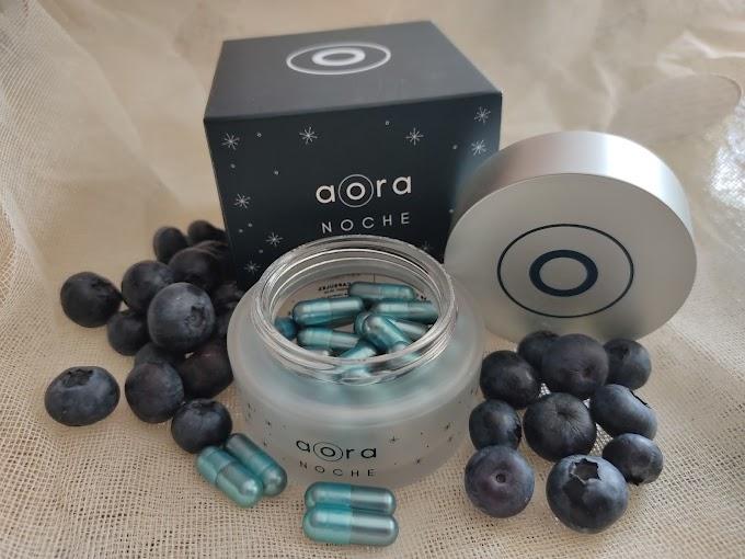 """""""aora noche"""" convierte el sueño en un descanso reparador y combate el estrés oxidativo"""