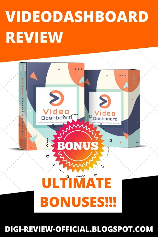 VideoDashboard Review: Brief Demo and Special Bonuses Bundle!!!