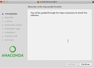 Anaconda mac install