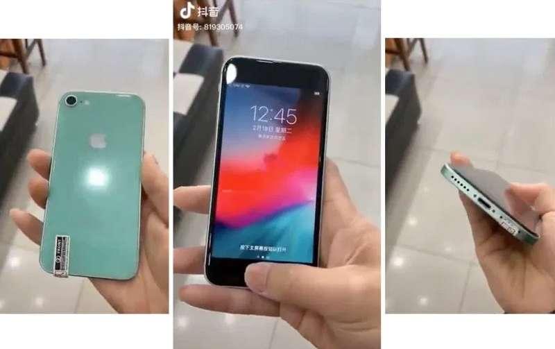 Harga iPhone 9 yang Viral di Tiktok (twitter.com)