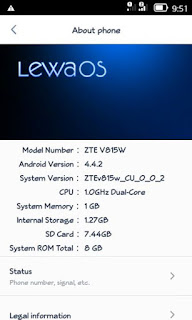 [CustomROM] ZTE V815W Lewa OS5