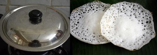 Kerala style Appam Recipe