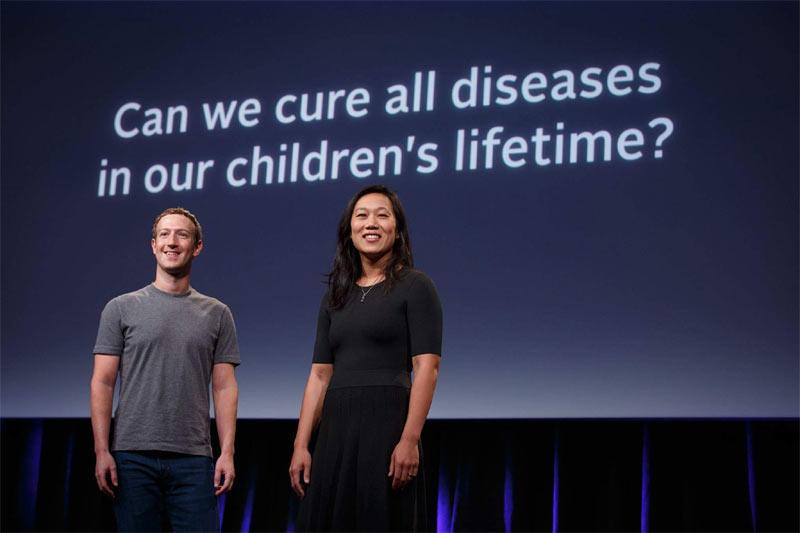 Mark Zuckerberg: I want to rid the world of diseases