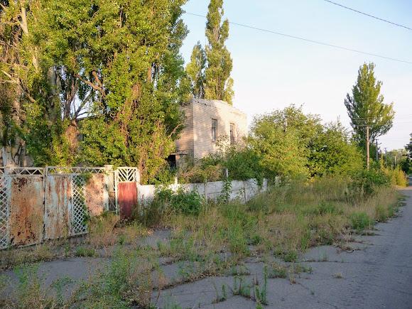Авдеевка. Улица Леси Украинки