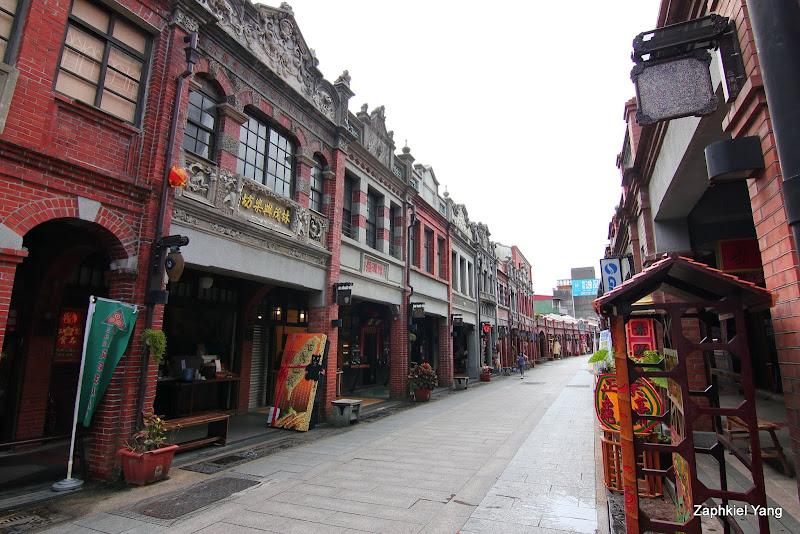 【新北 三峽】難得悠閒的三峽老街