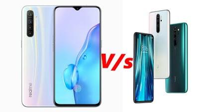 Realme X2 vs Redmi Note 8 Pro
