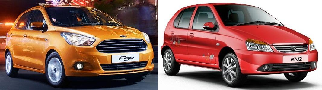 Tigor vs Figo Comparison Review