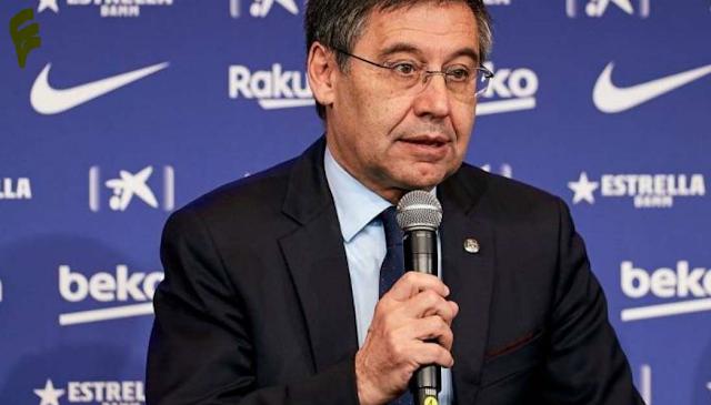رئيس برشلونة 2020
