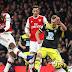 Video Cuplikan Gol: Arsenal 2-2 Southampton (Premier League)