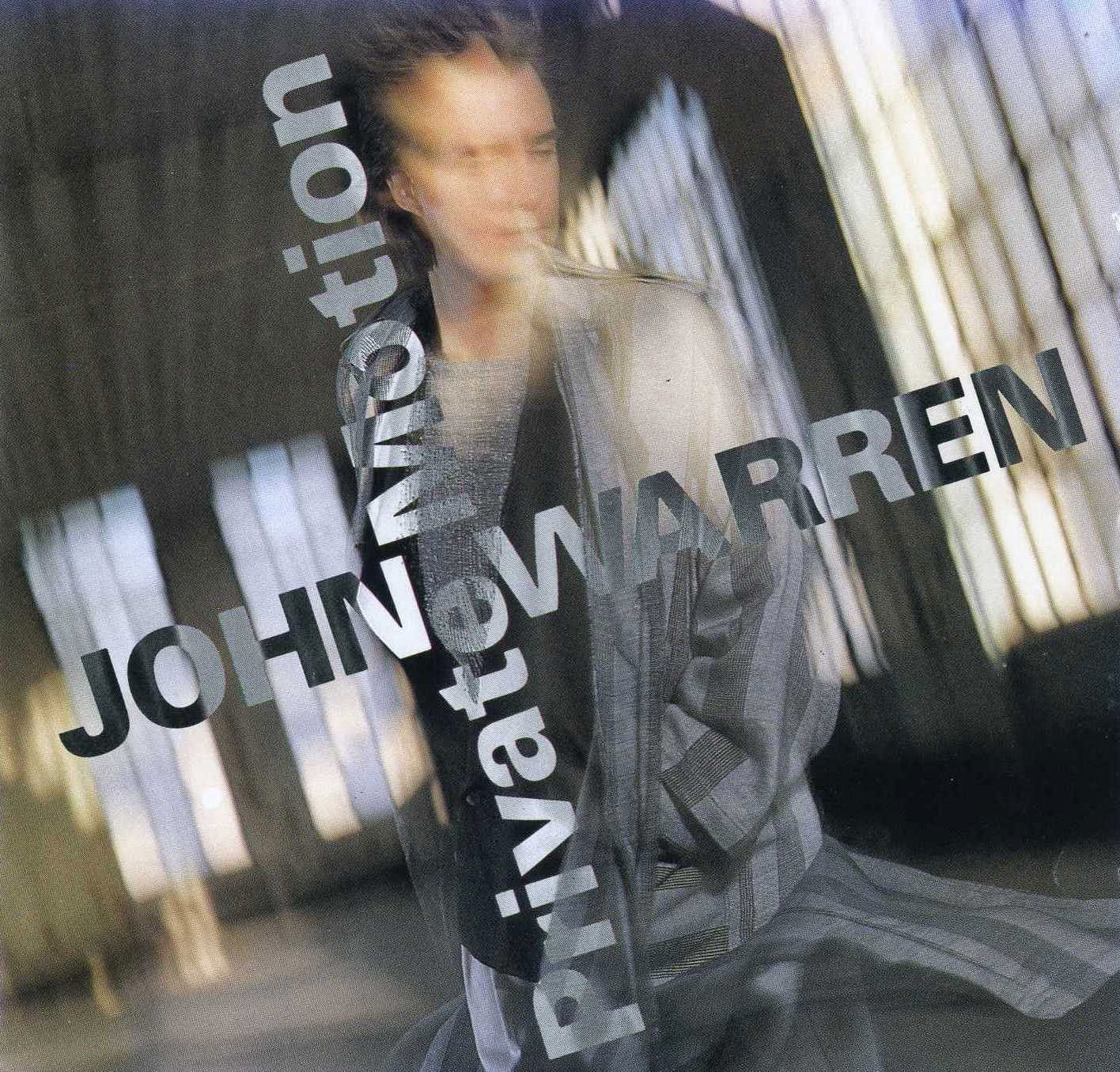 John Warren Private motion 1989 aor melodic rock