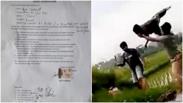 Kasus Bocah Yatim yang Dibanting ke Kubangan Air Berakhir Damai, Pelaku Beri Rp2 Juta
