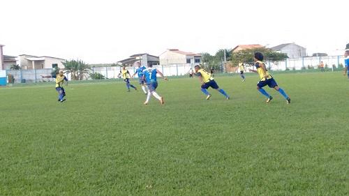 Seleção de Ipiaú segura empate contra Eunápolis no Intermunicipal