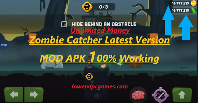 Download Zombie Catchers MOD APK (Unlimited Money) For Android 100% Working