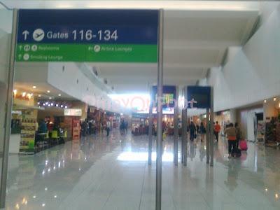 Naia Terminal  Food Stores