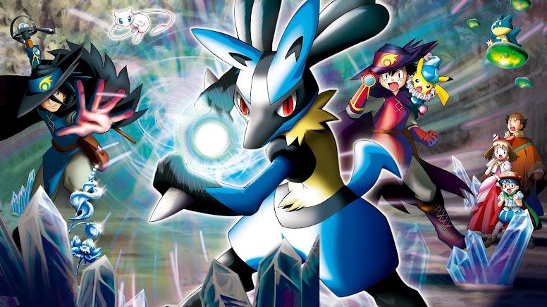 Pokémon Lucario e o Mistério de Mew