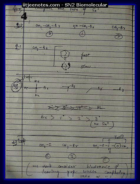 SN2 Biomolecular Org4
