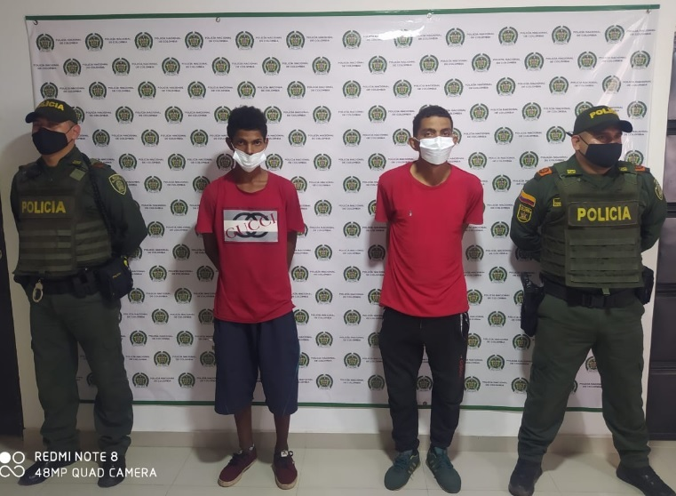 hoyennoticia.com, Capturados dos venezolanos por homicidio en Pelaya
