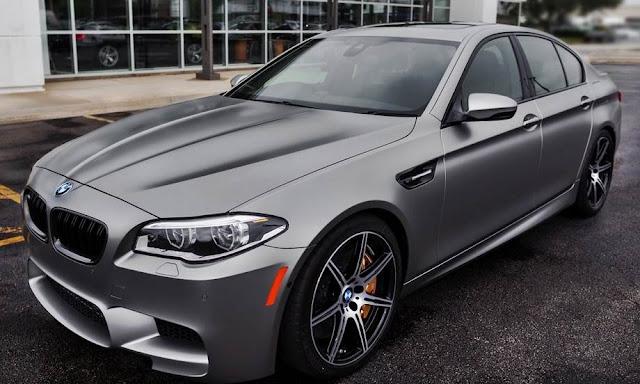 2017 BMW M5 Specs