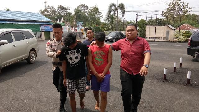 Polisi Gulung DPO Curas