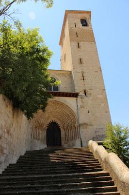 La iglesia de San Pedro de la Rúa, iglesia mayor de Estella