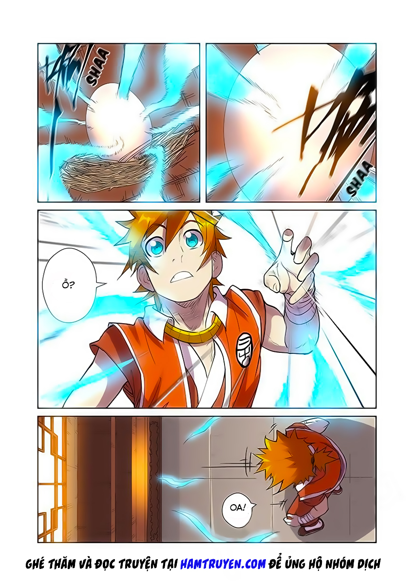 Yêu Thần Ký chap 193 - Trang 17