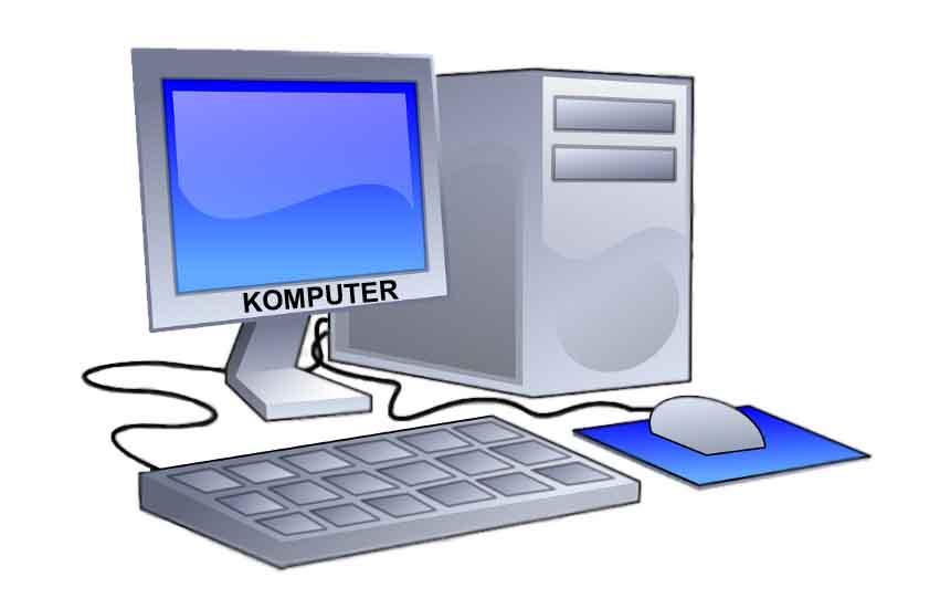 Pengertian Komputer Perangkat Keras Dan Perangkat Lunak Materi