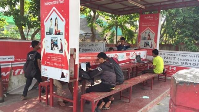 Penunjang Smart City, Beberapa Area Publik Kota Jambi Disediakan WiFi Gratis, Ini Tempat-tempatnya