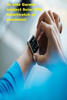 Smartswatch zu gewinnen