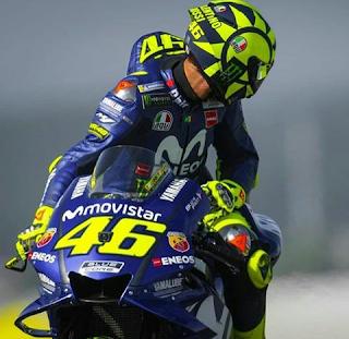Valentino Rossi 2018
