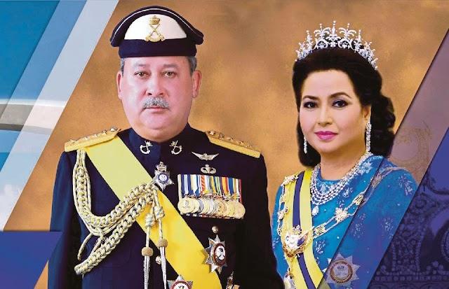 Sultan Johor Tidak Layak Jadi Agong?!