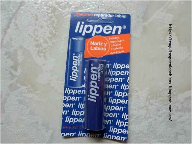 reparador labial lippen