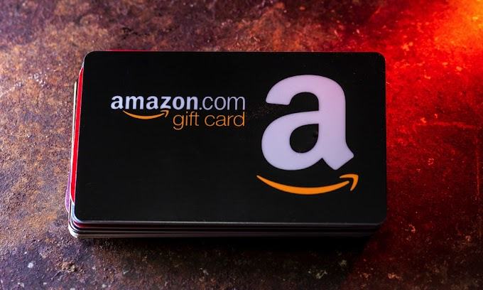 Sorteio Gift Card Amazon de $ 1.000 Mil Dólares
