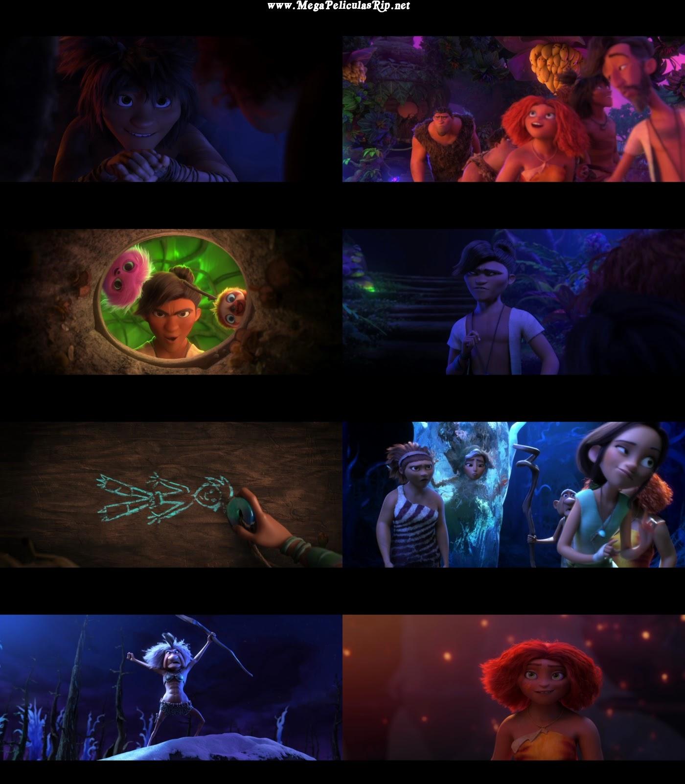 Los Croods 2 1080p Latino