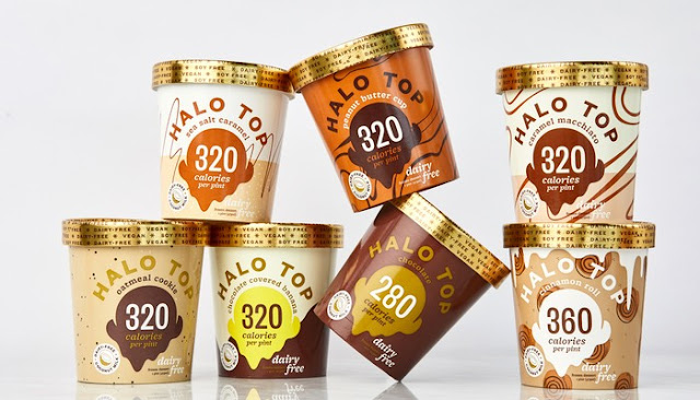 halo top ice cream vegan canada