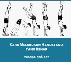 Cara Melakukan Handstand Yang Benar