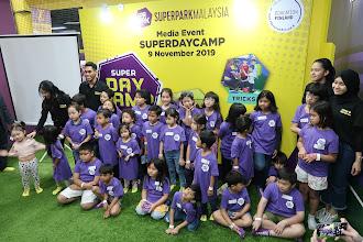 Cuti Sekolah ni jom bawa anak ke SuperDayCamp !