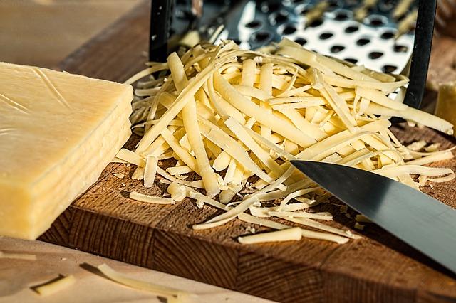 Käse-Cracker als Snack zwischendurch