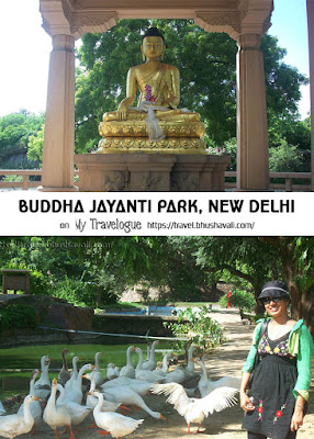 Buddha Jayanti Park, Delhi Pinterest