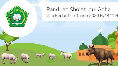 Inilah Panduan Sholat Idul Adha dan Berkurban di New Normal dari Kementerian Agama