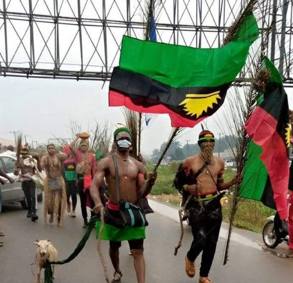 IPOB herbalist and 67 other members arrested in Imo