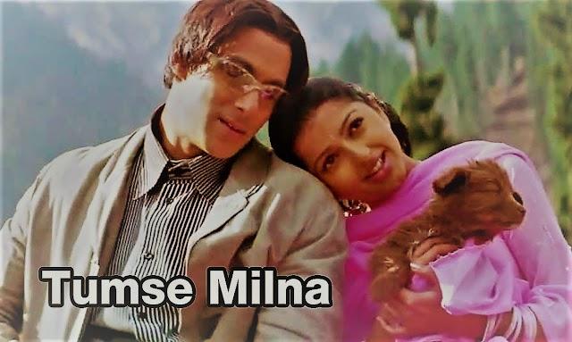 Tumse Milna Baatein Karna Lyrics in Hindi - Tere Naam