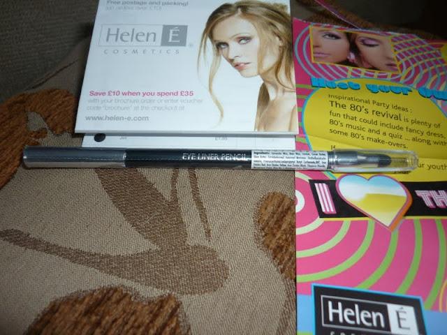 Helen E free eyeliner