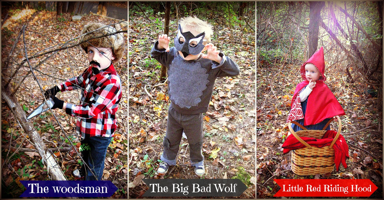 Freshly Completed Little Red Riding Hood Big Bad Wolf