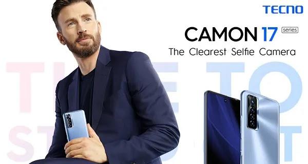 TECNO CAMON 17 PRO EN PERÚ