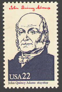John Quincy Adams (1767-1848) 6th President (1825-1828) 1986