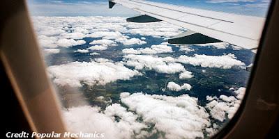 Scientists Find 'Radiation Clouds' In Upper Atmosphere